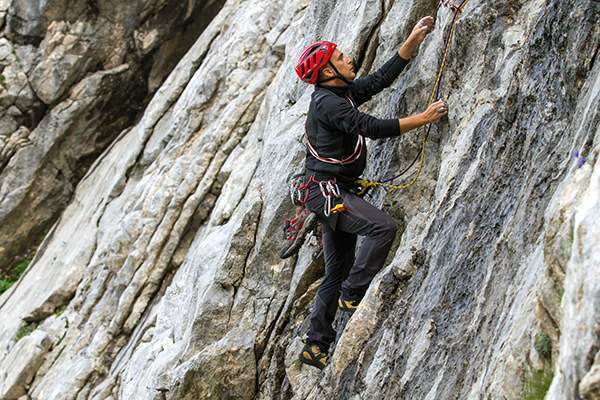 Arrampicare in Carnia