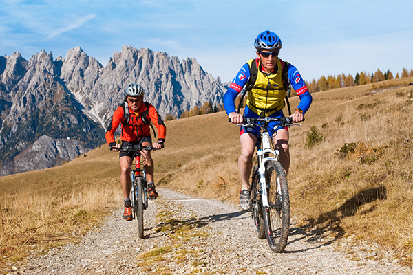 Percorsi mountain bike